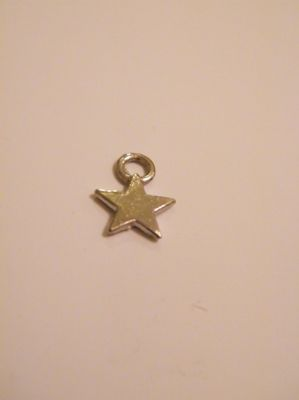Mini Star Wine Glass Charm - Full Sparkle Style